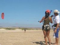 Iniciacion al kite