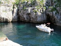 Navigating the coves of Santander
