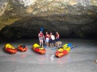 Kayak Cova Montefurado