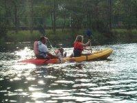 Kayak principiante