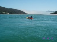 Kayak Ria do Barqueiro