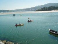 Kayak en Porto