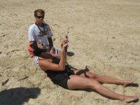 Practicas de kite