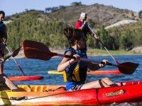 kayaks reservoir