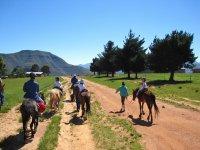 Ruta a caballo en Cádiz