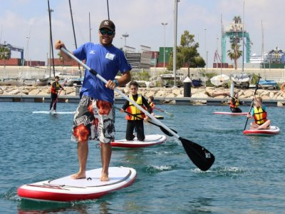 Ocean Republik Paddle Surf