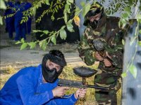 Paintball en Madrid con 200 bolas