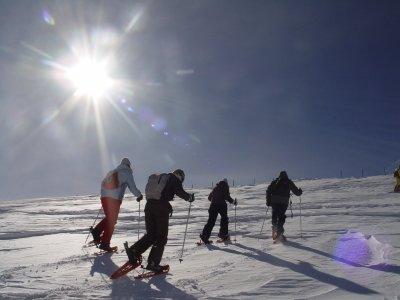 Guías del CEC Raquetas de Nieve