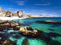 海滩洛杉矶穆埃尔托斯,普拉亚Rodalquilar想在海马
