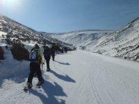 raquetas de nieve expediciones
