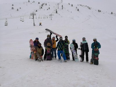 Zombies Snowboard Club