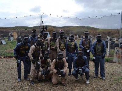 Juleca Paintball