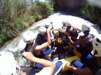 rafting tamayo
