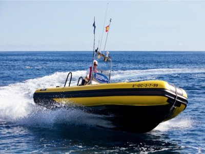 Lanzarote Power Boat