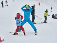 Ski lessons at all levels