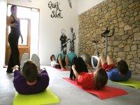 Las sesiones de pilates