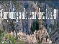 Canyoning Alquézar Barranquismo