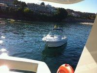 Barco para el esqui acuatico