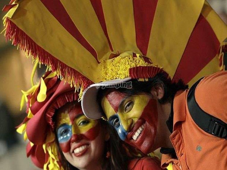 Fiesta Typical Spanish