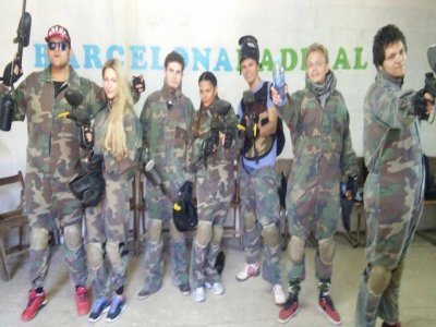 BarcelonaRadical Paintball