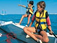 Primeros contactos con la navegacion