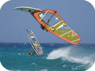 Kiteboarding Tarika
