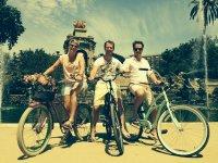 Conoce la ciudad en bici