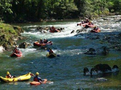 Aventuras en Asturias Canoas