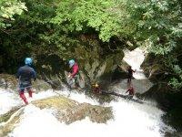 Scendendo il fiume