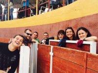 Grupo en toriles