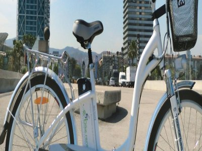 E-bike rent Barcelona