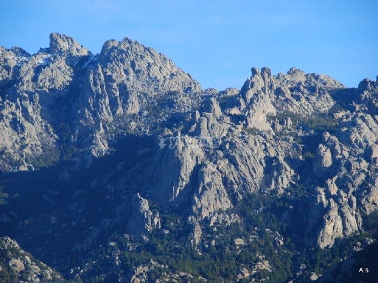 Montañas que encontrarás en la ruta Valentina