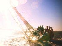despedidas en velero