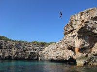 伊维萨岛的海湾
