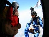 Salto en paracaídas