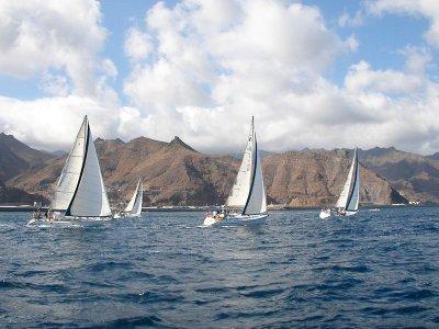 Sailing Lanzarote