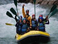 School Rafting