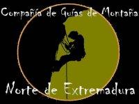Compañia de Guias de Montaña Norte de Extremadura Espeleología