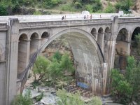 Bungee jumping in Huesca