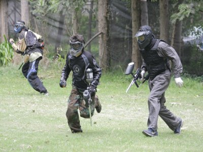 All Rafting Paintball