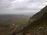 介绍登山导游的远足旅行远足路线