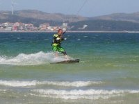 Kitesurf en Galicia