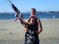 Kite handling