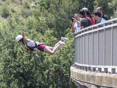 Bungee Jumping in Sant Sadurní d'Anoia