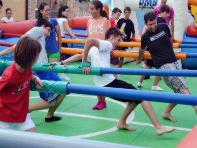 Junior Center Parques Infantiles