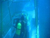 Descubriendo lo que hay bajo el agua