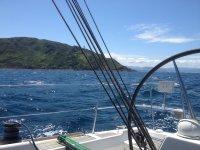 与平静的大海一起航行