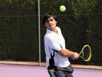 Entrenamiento con raqueta