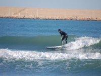 甘迪亚标志Paddlesurf燮倾向于男子海滩冲浪甘迪亚