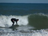 Fede Martinez en la ola de Mareny Rafalcaid